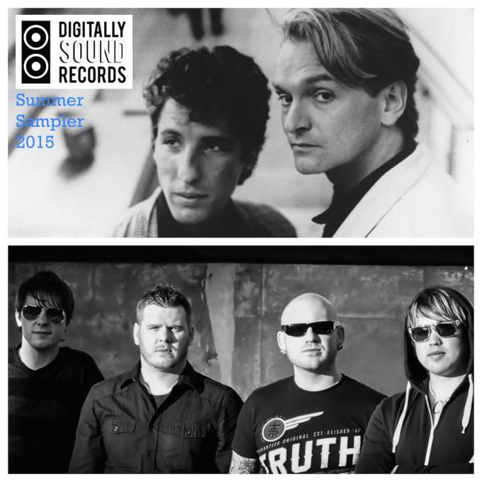 Digitally Sound Records Summer Sampler 2015