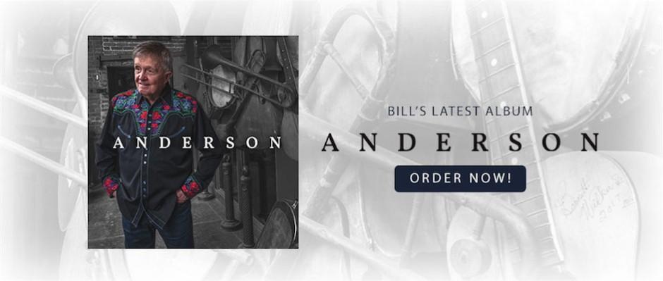 Bill Anderson – ANDERSON