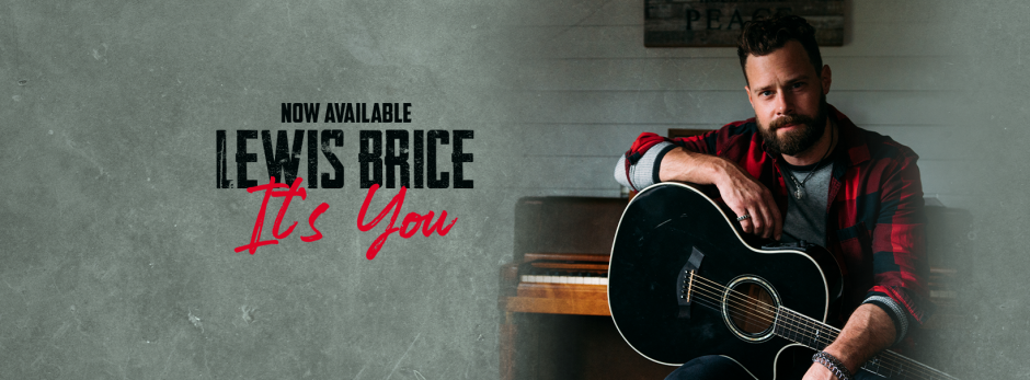 Lewis Brice – It's You