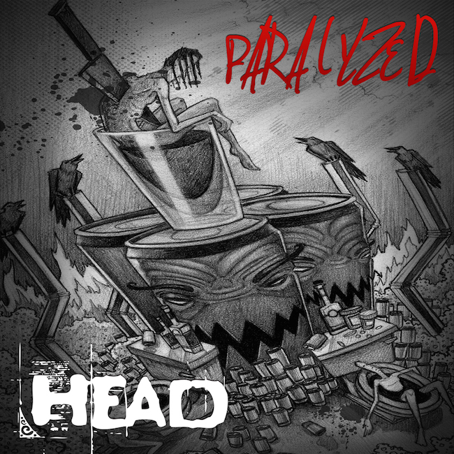 "Brian ""Head"" Welch – Paralyzed (Single)"