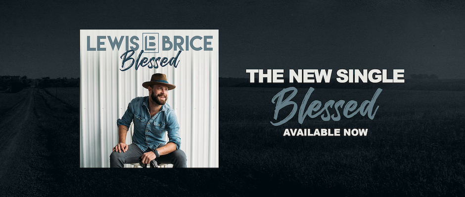 Lewis Brice – Blessed