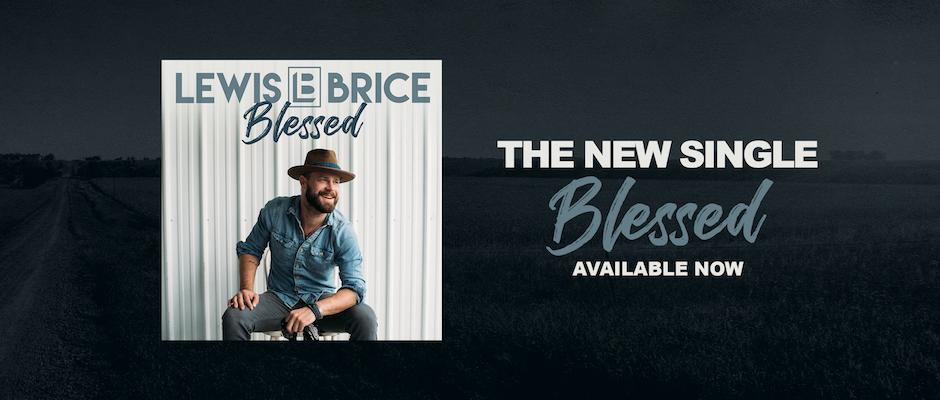 Lewis Brice – Blessed